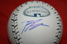 RYAN BRAUN AUTOGRAPHED SIGNED 2008 ALL STAR BASEBALL MILWAUKEE BREWERS COA