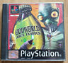 ODDWORLD ABE'S EXODDUS (Sony PlayStation 1, PS1) COMPLETE EXC Condition UK PAL