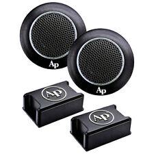 Audiopipe aphet350 Alta Frecuencia TWEETERS con Kapton EX Voz Bobina (par)