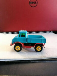 VINTAGE MATCHBOX SERIES NO.49, UNIMOG MADE IN ENGLAND BY LESNEY