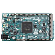 Arduino due con sam3x8e 32-bit ARM Cortex-m3, 84mhz, 54 gpios, 3.3v, a000062
