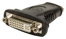 Glaxio HDMI-DVI Adaptador Entrada HDMI a DVI HEMBRA NEGRO