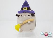 GUND Pusheen Halloween Plush Pusheen Witch (7.5 in)