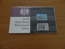 1966 900th ANNIVERSARY WESTMINSTER ABBEY  PRESENTATION PACK  IN MINT CONDITION