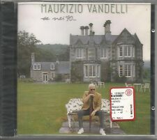 MAURIZIO VANDELLI - Se nei '90 - VASCO ROSSI - CD 1997 SIGILLATO SEALED