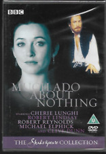 MUCH ADO ABOUT NOTHING BBC SHAKESPEARE COLLECTION GENUINE R2 DVD NEW/SEALED
