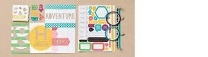 Stampin' Up! Project Life Card Collection Accessory Pack U Choose Memory Keeping