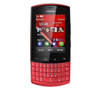 Original Nokia Asha 303 Unlocked 3G network WIFI GPS Mobile Phone 3MP Camera