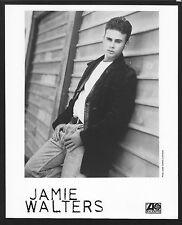Vintage Original Ltd Edition Promo Photo 8x10 Jamie Walters Circa 1991