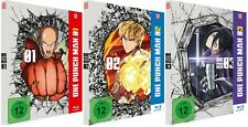 One Punch Man - Vol.1-3 - Episoden 1-12 - Blu-Ray - NEU