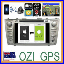 """!8"""" for TOYOTA AURION /CAMRY 07-11 CD GPS NAVIGATION APPLE CARPLAY ANDROID AUTO"""