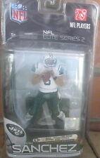 McFarlane NFL elite Series 2 MARK SANCHEZ NEW YORK JETS Figur NEU OVP Selten