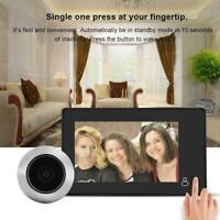 """Pro 2.4"""" 4.3"""" LCD Colori Spioncino Elettronico Digitale 145° HD Camera Monitor"""