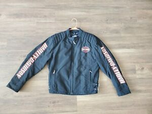 Harley-Davidson Men's Jacket Medium (M) Nylon  Pre-owned in great condition
