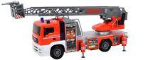 Feuerwehrauto LKW AUTO Einsatzfahrzeur Leiterwagen von DICKIE NEU