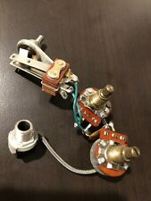 1974 Gibson L6-S Wiring Harness CTS Pots Potentiometer Vintage