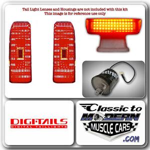 DIGI-TAILS LED Taillight & 3rd Light Conversion Fits 81-88 Oldsmobile Cutlass