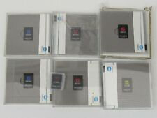 7x Minolta Dynax Function Cards