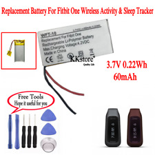 Wireless Activity & Sleep Tracker New 60mA Replancement Battery for Fitbit One
