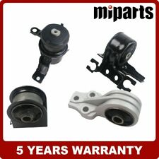 4pcs Engine Motor Trans Mount Fit for FORD Escape Mazda Tribute Mercury Mariner