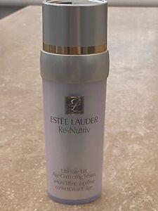 Estee Lauder Re-Nutriv Ultimate lift Age Correcting Serum 30ml Brand New Unboxed