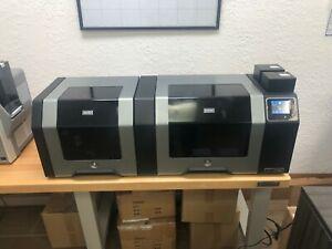 Fargo Printer HDP8500 W/ Single Side Lamination Module