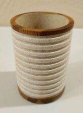 Decorative Toothbrush Holder Cup