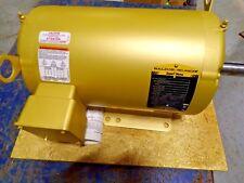 BALDOR ELECTRIC 5 HP General Purpose Motor, 1750 RPM,Frame 184T, EM3218T (K)