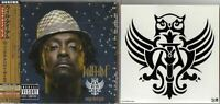 Will.I.Am Songs About Girls JAPAN CD with OBI & STICKER BONUS TRACK UICA-1035