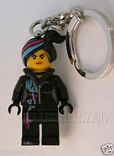 Genuine Lego Movie Wyldstyle Key Ring/Chain 850895 Brand New No Tags