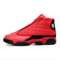Men's Air 13 Retro Classic Basketball Shoes Boots High Sports Sneakers Athletic