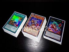 Yugioh Complete Fire Fist Deck + Ultra Pro Sleeves! Tournament Ready! Holo Rare!