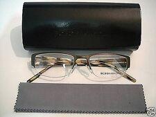 f793b475b72b BCBG Maxazria Ciro Khaki Rimless Eyeglasses Rx-Able Frame