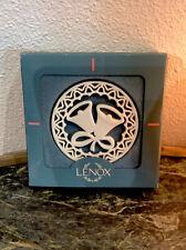 Vintage Lenox Yuletide Collection Christmas Bells Trim & Cord