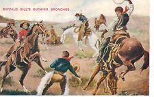 Buffalo Bill's Wild West Show,Bucking Broncos,Rodeo,c.1901-06