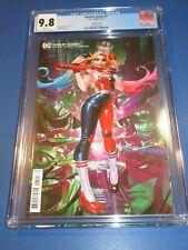 Harley Quinn #1 Chew Variant CGC 9.8 NM/M Gorgeous Gem Wow