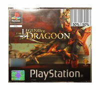 The Legend of Dragoon -- Sony PlayStation 1 PS1 Game COMPLETE 1 2 3 4 Discs only