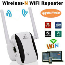 High Speed Wireless WiFi Signal Repeater Extender Range Network Router Booster
