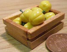 1:12 Maßstab 8 Brown Zwiebeln Tumdee Puppenhaus Miniatur Gemüse Küche B