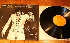 ELVIS PRESLEY THAT'S THE WAY IT IS LP  Japan 60's Issue
