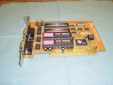 SIIG 16550 Fast Serial, 16-Byte Buffer Board, Ver. 1.0<