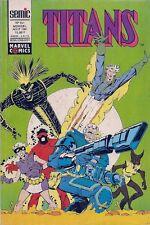 BD--TITANS N° 151--STAN LEE--SEMIC / AOUT 1991