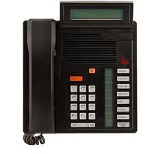 5-Pack Refurbished Nortel M2008 Handsfree Display Phones (black) NT9K08AD-03