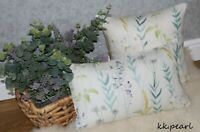 "'John Lewis & Partners LONGSTOCK Cushion Pillow Cover 12""x20"" Decor Floral Print"