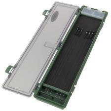 NGT Carp Fishing 900 Rig Wallet Safe Hard Case Tackle Box Hook Storage System