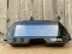 YAMAHA YZF R125 CLOCKS SPEEDO SPEEDOMETER DASH OEM INSTRUMENTS 19-20 2019-2020