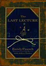 The Last Lecture by Randy Pausch Unabridged 4 CD Audiobook - NEW SEALED