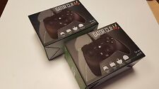 XBOX ONE & PC * GATOR CLAW GREAT BRANDED GAMING CONTROLLER GAME PAD x2 * NEW