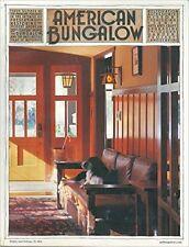 AMERICAN BUNGALOW 40 Pasadena Craftsman Greene Ranch House Frank Lloyd Wright