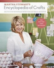 Martha Stewart's Encyclopedia of Crafts: An A-to-Z Guide with Detailed